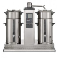 Rondfilter Koffiezetmachine