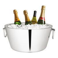 Wijnkoeler Champagnebowl Dubbelwandig